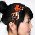 Octopus Embroidered Headba..